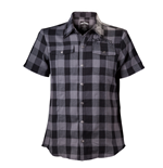 Jack Daniel's - Shirt with Checkered Print