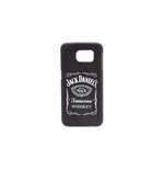 Jack Daniel's - Leather Phonecover Samsung S6