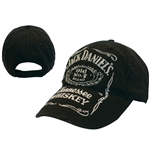 Jack Daniel's - Adjustable Cap with Logo