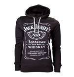 Jack Daniel's - Female Hoodie with Logo