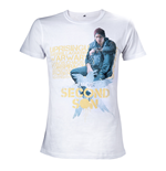 Infamous: Second Son - Delson Rowe Mens Tee