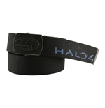Halo 4 - Web-Belt W/ Blue Logo