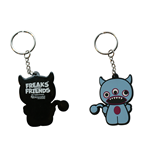 Freaks And Friends - 3 Eyes Freak Keychain