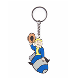 Fallout 4 - Bomber Skill Keychain