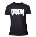 Doom - Next Gen Logo T-shirt