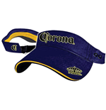 Corona - Navy Yellow Sand Visor