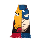 Marvel - Team Stark vs Team Cap Knitted Scarf