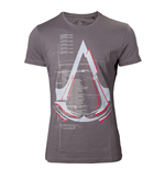 Assassin's Creed - Dark Grey Logo frontprint