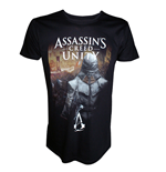 Assassin's Creed Unity - Arno Streets of Paris T-shirts