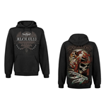 Sweet Vengeance' - Men Hoody Solid Black