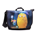 Adventure Time - Totoro Style Messenger Bag