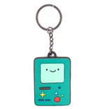 Adventure Time -  BMO Rubber Keychain