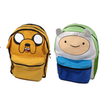 Adventure Time - Finn & Jake Reversible Backpack