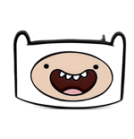 Adventure Time - Finn Buckle