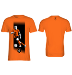 KNVB - Van Der Vaart. Orange Shirt
