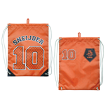 KNVB - Gymbag Sneijder Nr 10. Orange