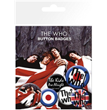 The Who Pin 240366