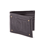 Jack Daniel's - Bifold Wallet with Leather Patch