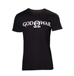 God of War - Game Logo T-shirt