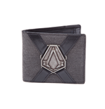 Assassin's Creed Syndicate - Wallet with Metal Badge