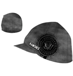 Ramones - Ribbed Rubber Patch Beanie