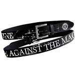 Ratm - Cracked Full Print Belt
