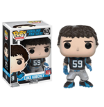 NFL POP! Football Vinyl Figure Luke Kuechly (Carolina Panthers) 9 cm