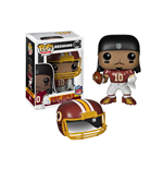 NFL POP! Football Vinyl Figure Robert Griffin III (Redskins) 9 cm