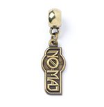 Fantastic Beasts Charm No-Maj (antique brass plated)