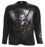 Goth Nights - Longsleeve T-Shirt Black