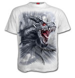 DRAGON'S Cry - T-Shirt White