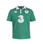 2016-2017 Ireland Home SS Classic Rugby Shirt