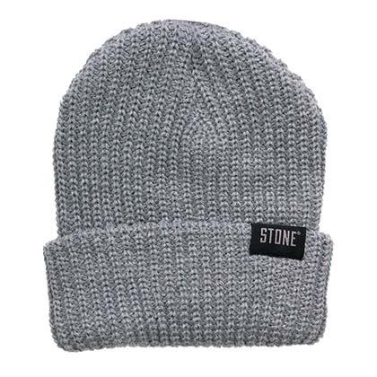 Stone Brewing Grey Beanie