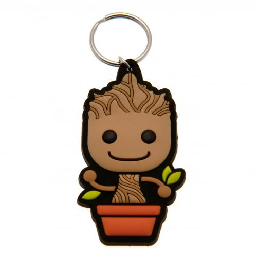 Guardians Of The Galaxy Keyring Groot