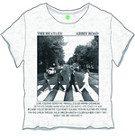 The Beatles Ladies Premium Tee: Abbey Road Songs