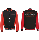 Star Wars Men's Varsity Jacket: Episode VII Logo