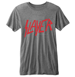 Slayer Men's Premium Tee: Classic Logo