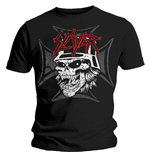 Slayer Men's Tee: Graphic Skull