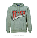 Queen Men's Hooded Top: Flash