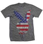 Playboy Men's Tee: USA