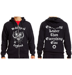 Motorhead Men's Hooded Top: England