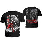 Iron Maiden Men's Tee: Number of the Beast Jumbo