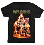 Iron Maiden Men's Tee: Seventh Son