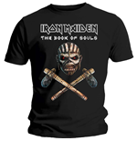 Iron Maiden Men's Tee: Axe Colour