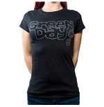 Green Day Ladies Fashion Tee: Flower Pot