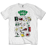 Green Day Men's Tee: Dookie RRHOF