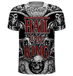 Avenged Sevenfold Premium Tee: All Over