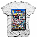 Hasbro Men's Tee: Transformers Comic Strip
