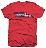 Hasbro Men's Tee: Transformers Decepticon