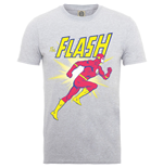 DC Comics Boy's Tee: Originals Flash Running